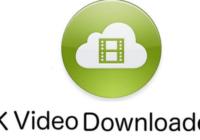 4K Video Downloader 4.11.1 Crack With License 4.11.1.3390 Keygen