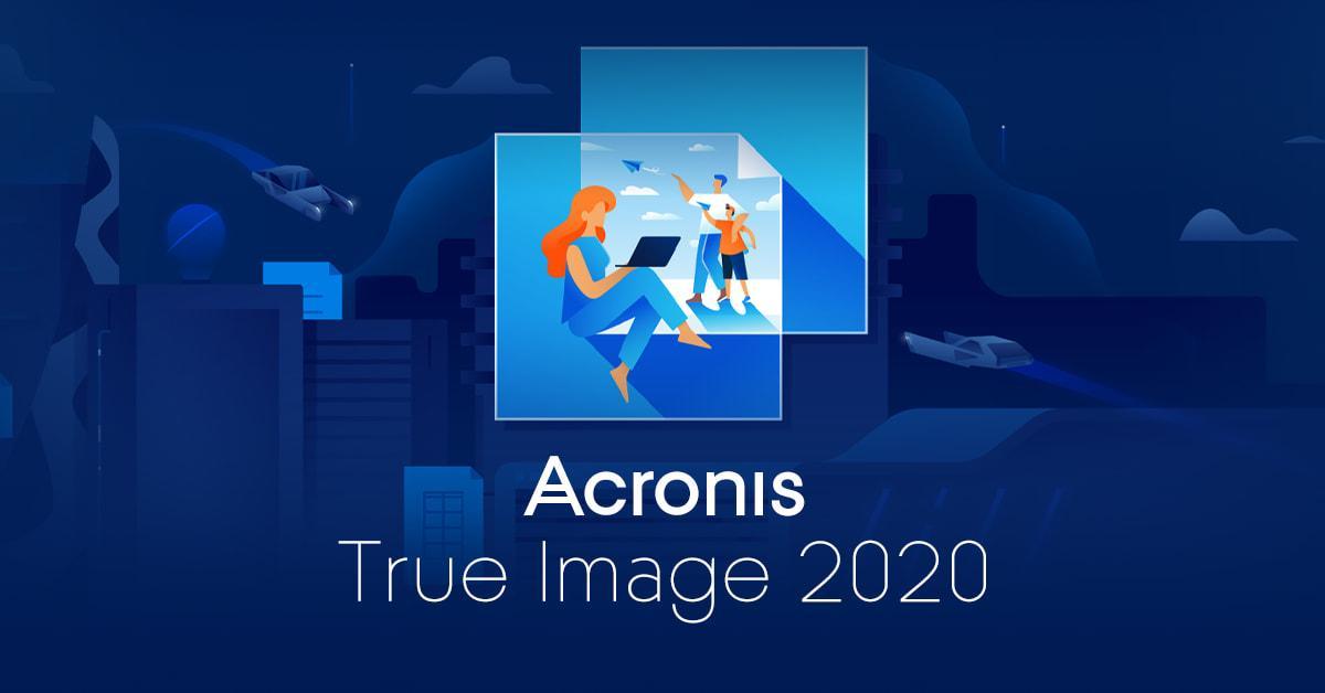 acronis true image 2020 破解
