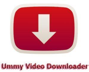 Ummy Video Downloader 1.10.10.9 Crack Full License Key 2021