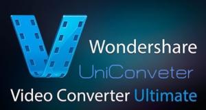 Wondershare Video Converter UniConverter 11.7.0 Crack + Keygen