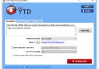 YTD Video Downloader Pro 5.9.18.8 Crack Full Serial Key 2021