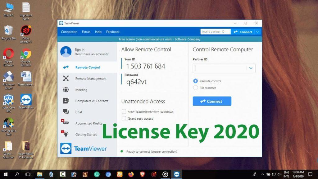 TeamViewer 15.5.3 Crack Patcher Full Pro License Keygen Code
